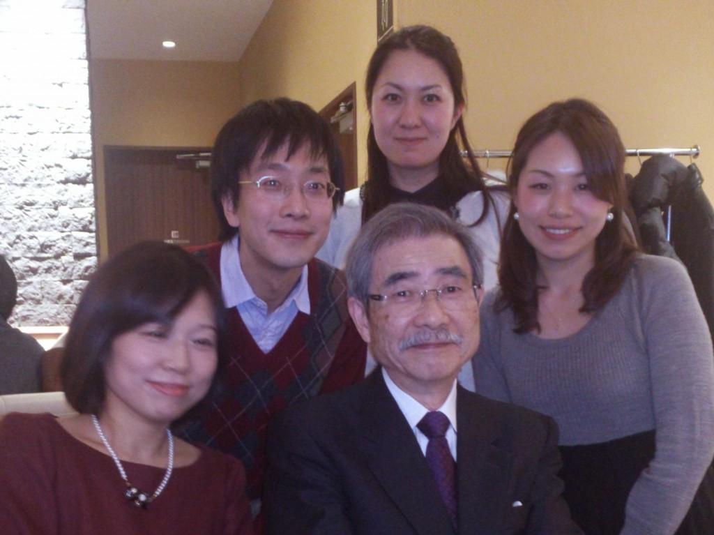 辛島先生・喜寿記念演奏会を終えて