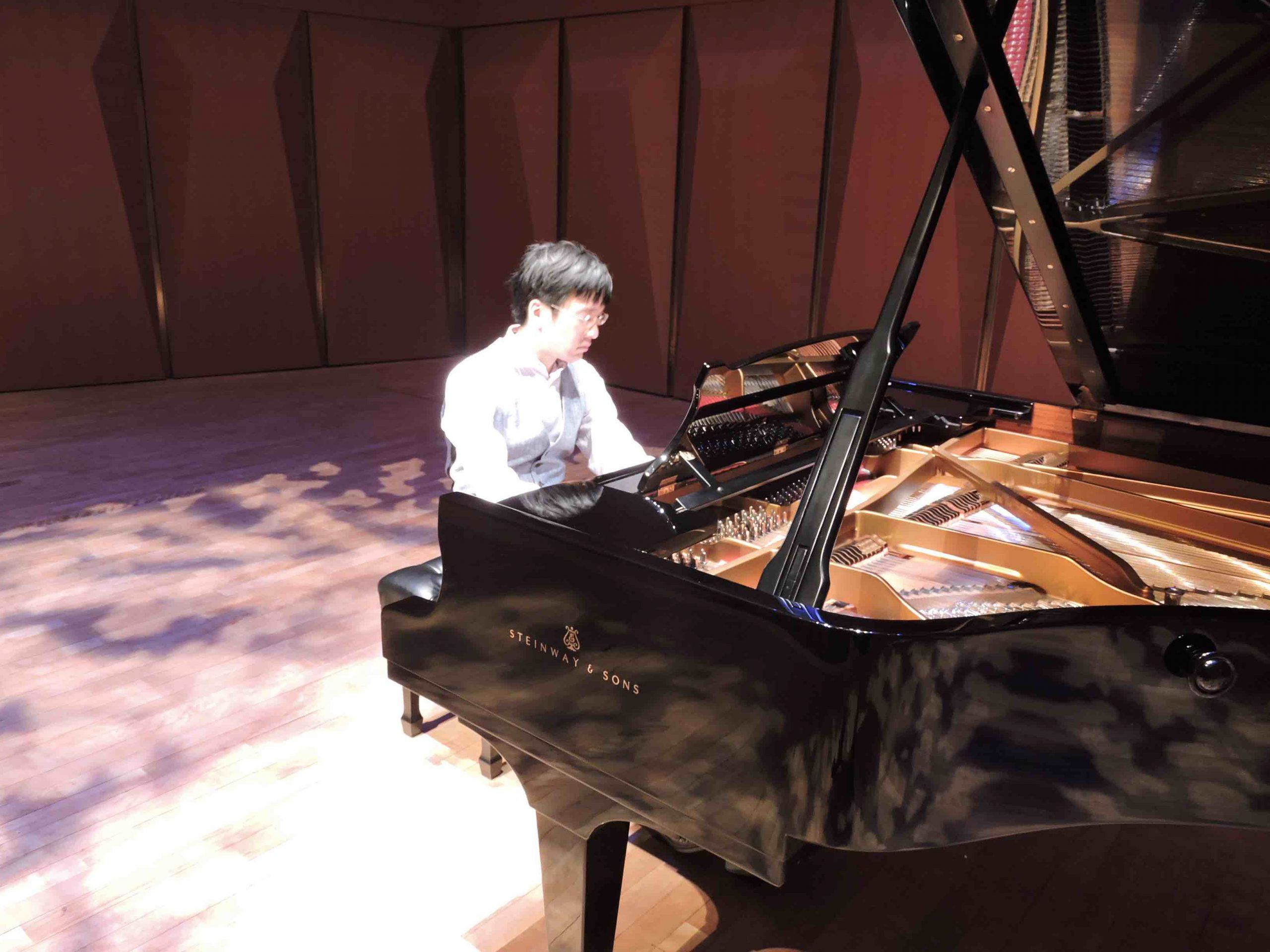 海老名市文化会館「Piano Fantasy!!」